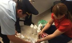 Vận chuyển ma túy sang Nga tiêu thụ