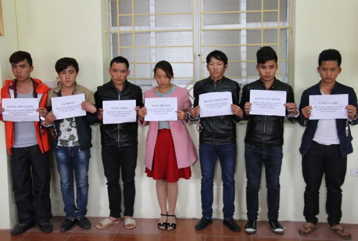 Phá đường dây lừa học sinh, sinh viên bán sang Trung Quốc