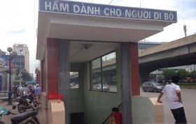 Hà Nội: Thiếu nữ 17 tuổi bị hiếp dâm tập thể ngay tại hầm đi bộ