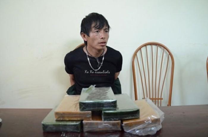 doi tuong nguoi lao vuot bien buon 6 banh heroin