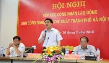 Chủ tịch Hà Nội công khai số điện thoại cá nhân
