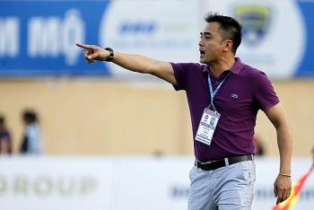 FLC Thanh Hóa bị chia điểm trong trận ra mắt HLV Đức Thắng