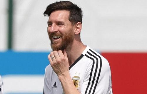 messi toi chi giai nghe sau khi vo dich world cup