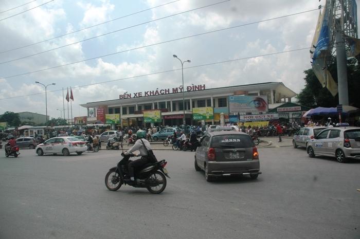 Chính phủ yêu cầu báo cáo việc cấp phép tuyến xe khách tại bến Mỹ Đình