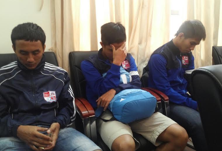 C45 theo sát đội tuyển Việt Nam tại AFF Cup