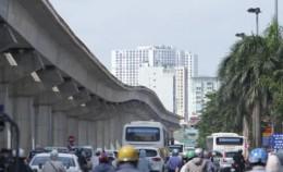 Bộ GTVT giải thích việc đường sắt Cát Linh - Hà Đông uốn lượn