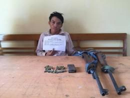 Vượt biên sang Lào mua súng về bán kiếm lời