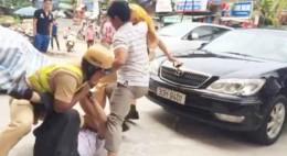 Tài xế say xỉn chống đối Cảnh sát giao thông