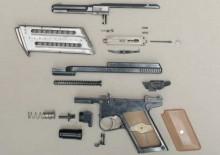 Phát hiện linh kiện súng chuyển qua đường bưu chính