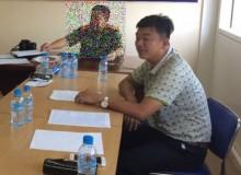 Trốn truy nã sang Việt Nam làm giám đốc
