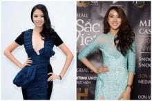 Thí sinh Hoa hậu Bản sắc Việt có gương mặt giống Trương Tử Lâm