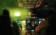 Lại xảy ra hiện tượng chiếu tia laze vào máy bay