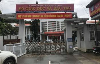 Gian lận thi THPT Quốc gia, Phó Giám đốc Sở GD&ĐT Sơn La bị khởi tố