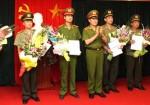 Bộ Công an khen thưởng các đơn vị phá hai chuyên án lớn