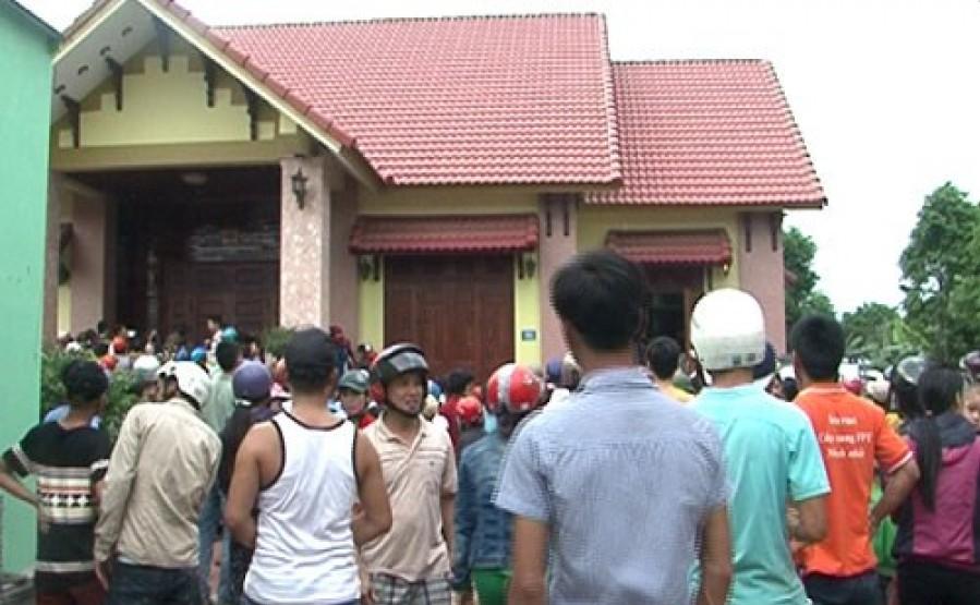 Bắt được hung thủ gây ra vụ thảm sát ở Quảng Trị