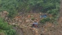 Ít nhất có 7 người chết trong vụ sập mỏ vàng