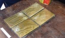 Sơn La: Bắt 2 đối tượng vận chuyển 4 bánh heroin