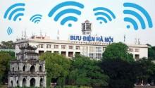Cách sử dụng Wifi miễn phí tại hồ Hoàn Kiếm