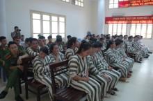 82.000 phạm nhân được tha tù trước thời hạn