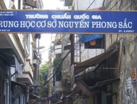 ha noi den tan cong truong bat coc hoc sinh