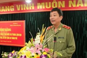 Thông tin chính thức về Trung tướng Công an tử nạn
