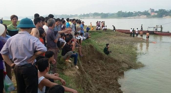Thái Nguyên: Phát hiện thi thể hai mẹ con dưới sông