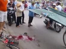 Tạm giữ người chở tôn khiến một phụ nữ thiệt mạng
