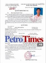 Phát lệnh truy nã đặc biệt nghi can gây ra vụ thảm sát ở Uông Bí