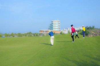 FLC Quy Nhơn Golf Links sẵn sàng cho giải đấu lớn nhất Việt Nam