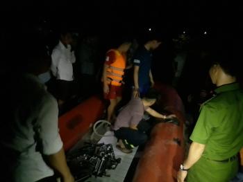 Bốn anh em đuối nước thương tâm ở Quảng Ngãi