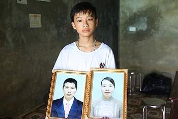 Nỗi đau gia đình có hai con chết cháy gần Bệnh viện Nhi Trung ương