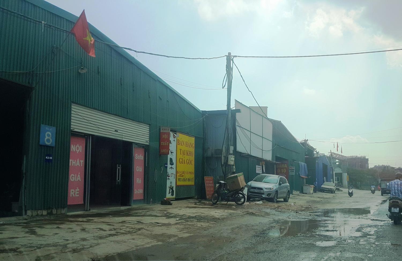 Vi phạm trật tự xây dựng ở KĐT Tây Nam Kim Giang: Trên nóng dưới lạnh...!