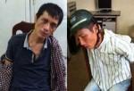 CSGT bắt gọn hai tên cướp