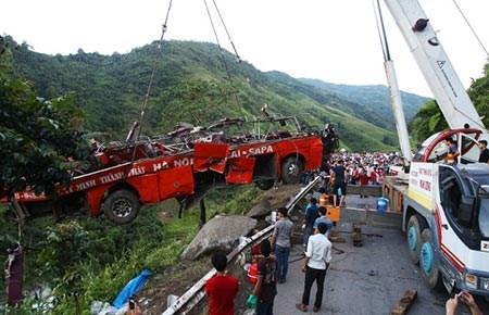 Tìm ra nguyên nhân vụ tai nạn thảm khốc ở Sapa