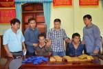 2 người Lào mang 10 bánh heroin vào Việt Nam