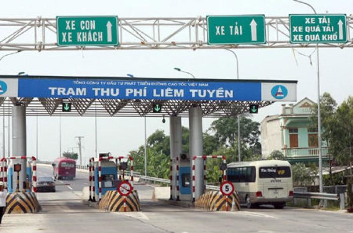 Hà Nội có ít trạm thu phí BOT nhất