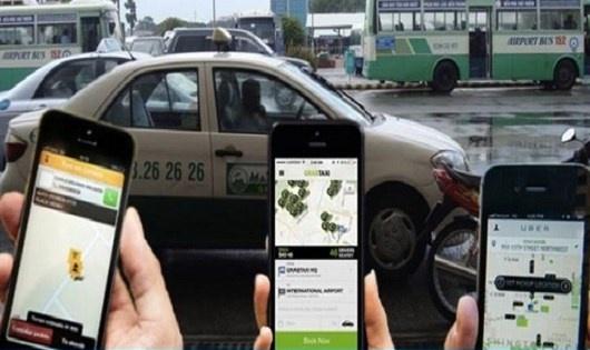 khong co uber grab taxi truyen thong van i ach