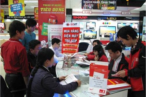 Hà Nội: Dùng giấy tờ giả để mua hàng trả góp