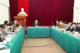 """Bộ trưởng Đinh La Thăng: """"Phải cho nhân viên yếu kém nghỉ việc ngay"""""""