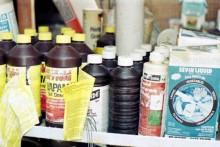 Tổng lực xử lý phân bón, thuốc trừ sâu giả