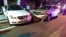Nhân viên bãi trông giữ xe gây tai nạn liên hoàn