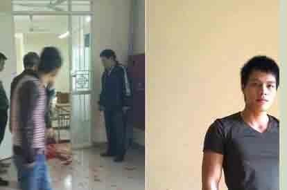 Sinh viên bị hại trên giảng đường: Hung thủ và nạn nhân là bạn!