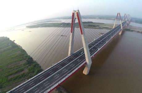 Cầu Nhật Tân có thêm tên gọi
