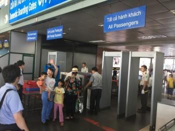 Xử lý hàng trăm vụ vi phạm an ninh hàng không