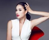 Vẻ đẹp 'lạ mà quen' của Tân Hoa hậu Hoàn vũ Việt Nam