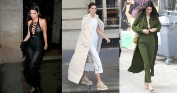 Thời trang sành điệu của Kendall Jenner tại Paris FW S 2016