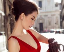 Mỹ nhân Việt đẹp mê hoặc với tóc cổ điển