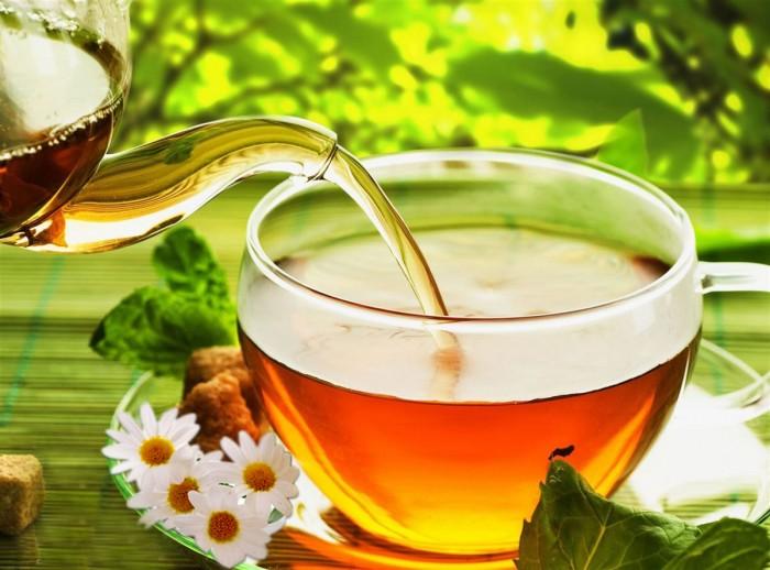 3 cốc trà hoa cúc mỗi ngày cho người tiểu đường