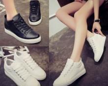 Giày độn đế - xu hướng mới của mùa đông