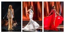 Ngắm lại váy dạ hội lộng lẫy tại Miss Universe 2015